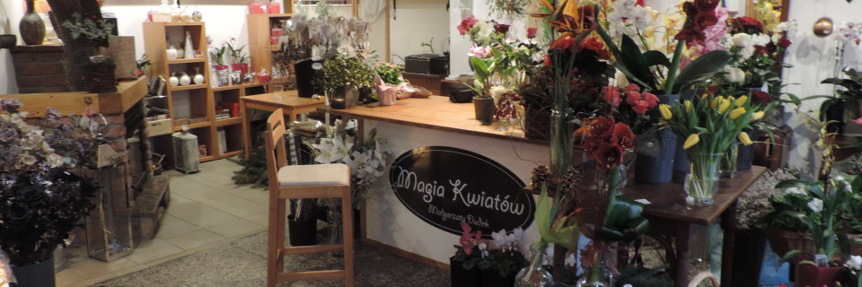 Magia Kwiatów – KwiaciarniaZywiec.pl