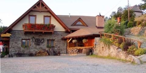 Chata na Groniu