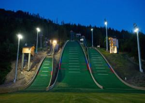 "Kompleks skoczni narciarskich ""Skalite"""