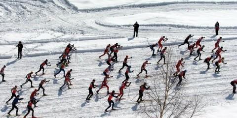 Crossowy tor rowerowy i trasy narciarstwa biegowego